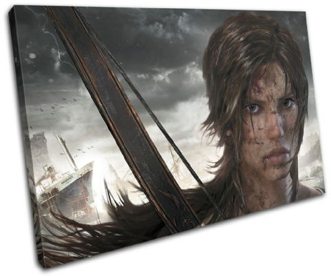 Tomb Raider Lara Croft Gaming - 13-1765(00B)-SG32-LO